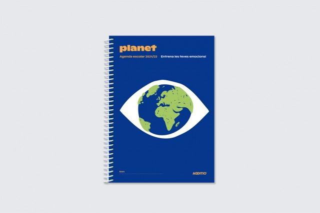 agenda_escolar_planet_primaria_portada_blau_additio