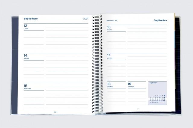 Agenda universal SV