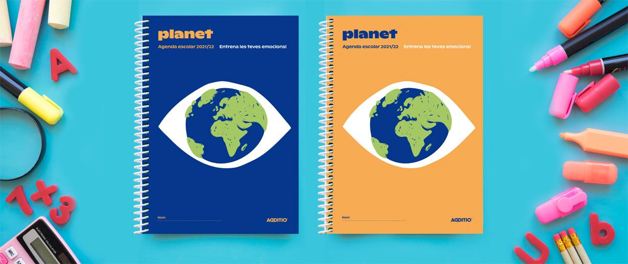 agenda planet 2122 additio